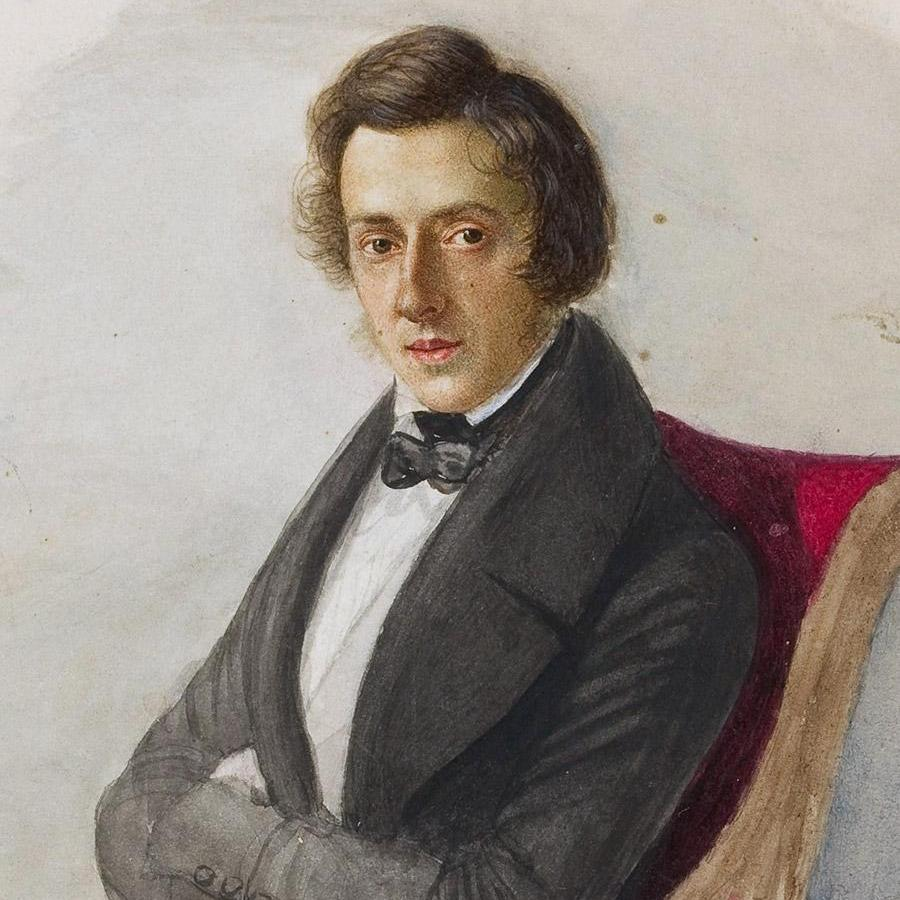 Chopin par Wodzinska